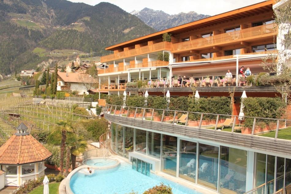 Image gallery hotel erika dorf tirol for Design hotel dorf tirol