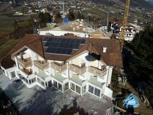 Hotel Sonnbichl Dorf Tirol Maurer Vollan Lana Sudtirol
